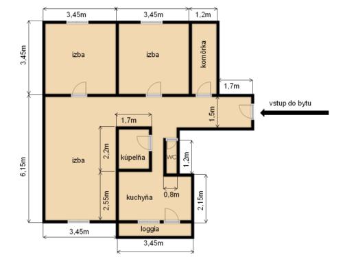 Na-predaj-3-izbovy-byt-Kezmarok-B
